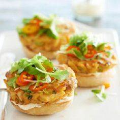 Thai-Style Tuna Burger From Better - 140 Canned Tuna Recipes - RecipePin.com