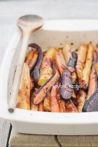 Ridiculously Good Roasted Carrots. - 385 Veggie Swaps Recipes - RecipePin.com