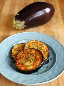 How to Fry Eggplant with Less Oil  - 385 Veggie Swaps Recipes - RecipePin.com