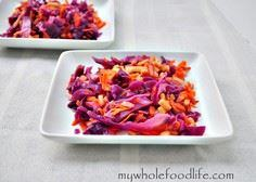 Easy Asian Slaw.  Great by itself, - 385 Veggie Swaps Recipes - RecipePin.com