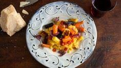 Roasted Root Vegetables With Polen - 385 Veggie Swaps Recipes - RecipePin.com
