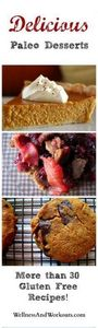 Delicious Paleo Dessert Reciipes-- - 285 Appetizing Wheat Belly Recipes - RecipePin.com