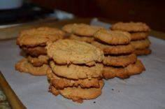 Wheat Belly Peanut Butter cookies  - 285 Appetizing Wheat Belly Recipes - RecipePin.com