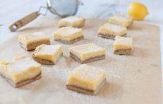 Lemon Bars by Against All Grain - 285 Appetizing Wheat Belly Recipes - RecipePin.com