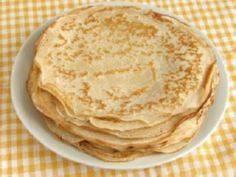 Cream Cheese Pancakes (or Crepes)  - 285 Appetizing Wheat Belly Recipes - RecipePin.com