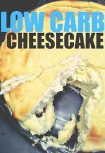 Low Carb Cheese Cake, Restaurants, - 285 Appetizing Wheat Belly Recipes - RecipePin.com