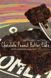 One Minute Chocolate Peanut Butter - 285 Appetizing Wheat Belly Recipes - RecipePin.com