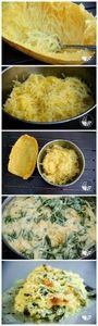 i love spaghetti squash! - 285 Appetizing Wheat Belly Recipes - RecipePin.com