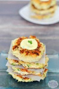 Chicken Zucchini Fritters are abso - 285 Appetizing Wheat Belly Recipes - RecipePin.com