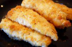 PALEO CHICKEN FINGERS RECIPE - Pal - 285 Appetizing Wheat Belly Recipes - RecipePin.com