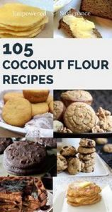 Coconut flour recipes for everythi - 285 Appetizing Wheat Belly Recipes - RecipePin.com