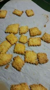 My cheese crackers that are made w - 285 Appetizing Wheat Belly Recipes - RecipePin.com