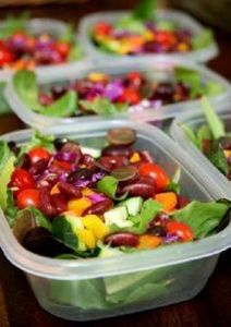 Pack a week of salads that stay fr - 285 Appetizing Wheat Belly Recipes - RecipePin.com