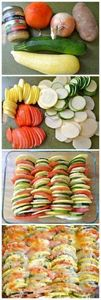 Potatoes, onions, squash, zucchini - 285 Appetizing Wheat Belly Recipes - RecipePin.com