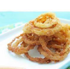 Low Carb Onion Rings - 285 Appetizing Wheat Belly Recipes - RecipePin.com