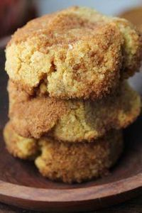 Pumpkin Snickerdoodles - Paleo and - 285 Appetizing Wheat Belly Recipes - RecipePin.com