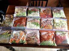 10 meals (2 of each) freezer crock - 285 Appetizing Wheat Belly Recipes - RecipePin.com
