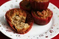 Paleo Banana Muffins with coconut  - 285 Appetizing Wheat Belly Recipes - RecipePin.com