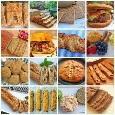 Gourmet Girl Cooks: Savory Breads, - 285 Appetizing Wheat Belly Recipes - RecipePin.com