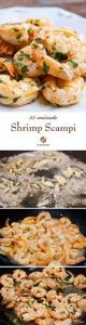 Shrimp Scampi ~ Quick and easy shr - 285 Appetizing Wheat Belly Recipes - RecipePin.com
