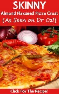 Cauliflower Pizza Crust, eat your  - 285 Appetizing Wheat Belly Recipes - RecipePin.com