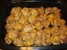 Low Carb Breakfast Sausage Balls,  - 285 Appetizing Wheat Belly Recipes - RecipePin.com