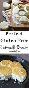 Perfect Gluten Free Buttermilk Bis - 285 Appetizing Wheat Belly Recipes - RecipePin.com