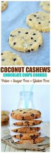 Coconut + Cashews + coconut flour  - 285 Appetizing Wheat Belly Recipes - RecipePin.com