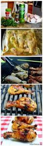 Grilled Beer Marinated Chicken ~ G - 60 Wok Recipes - Popular Stir-Fry and Wok Recipes - RecipePin.com