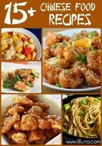 15+ YUMMY Chinese Food dishes. Gre - 60 Wok Recipes - Popular Stir-Fry and Wok Recipes - RecipePin.com