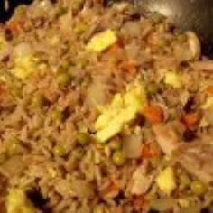 Chinese Fried Rice-Jim said it's b - 60 Wok Recipes - Popular Stir-Fry and Wok Recipes - RecipePin.com