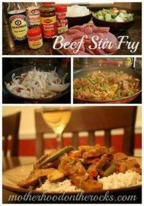 looks super yummy and easy! I woul - 60 Wok Recipes - Popular Stir-Fry and Wok Recipes - RecipePin.com