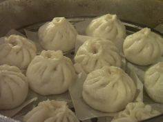 Homemake Chinese Steamed Meat Buns - 60 Wok Recipes - Popular Stir-Fry and Wok Recipes - RecipePin.com