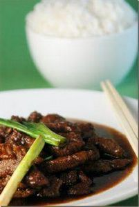 Mongolian Beef that puts PF Chang' - 60 Wok Recipes - Popular Stir-Fry and Wok Recipes - RecipePin.com