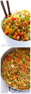 The BEST Fried Rice -- better than - 60 Wok Recipes - Popular Stir-Fry and Wok Recipes - RecipePin.com