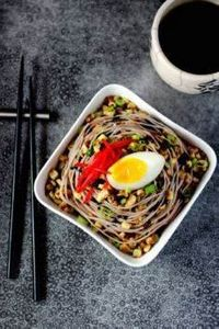 Rice Noodles with Miso Butter and  - 60 Wok Recipes - Popular Stir-Fry and Wok Recipes - RecipePin.com